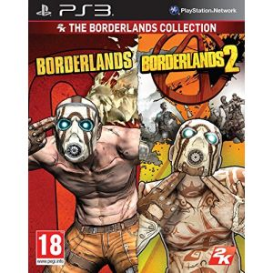 Borderlands 1 and 2 Collection [PS3]