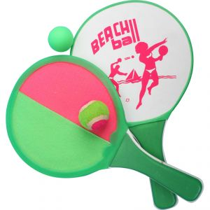 Jeu de Beach Ball Scratch 35 cm