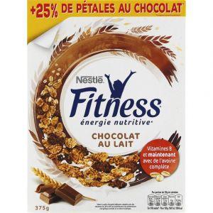 Nestlé Fitness Chocolat - Céréales chocolat au lait