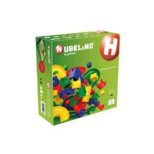Hubelino Hube Lino GmbH 420473 Set 55 Pièces Éléments Gare de Billes