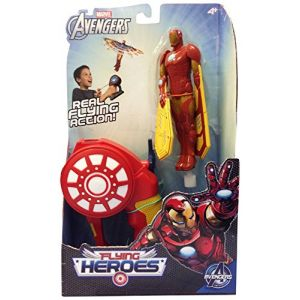 Bandai Figurine Flying Heroes Avengers Iron Man