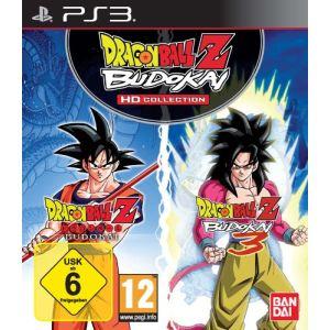 Dragon Ball Z : Budokai HD Collection [PS3]
