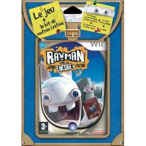 Rayman contre les Lapins encore plus Crétins [Wii]
