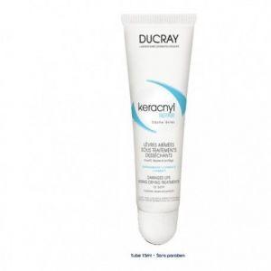 Ducray Keracnyl Repair - Baume lèvres