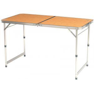 Easy Camp Arzon - Table de camping - marron Tables pliantes