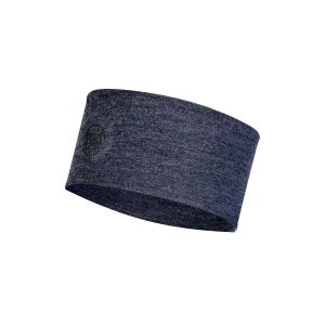 Buff Night Bandeau Laine mérinos Midweight Homme, Bleu, FR Unique Fabricant : Taille One sizeque