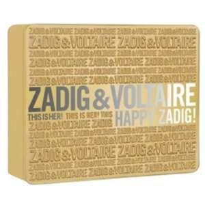 Zadig & Voltaire This is Her! - Coffret eau de parfum et pochette