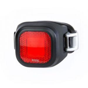 Knog Lampe Blinder Mini Rear Chippy - Noir