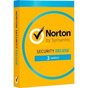 Norton Security Deluxe 2016 pour Windows, Mac OS, Android, iOS
