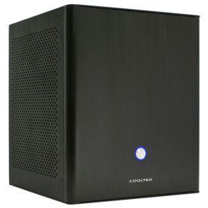 Cooltek Coolcube - Boîtier Mini-ITX HTPC sans alimentation