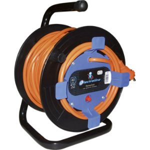 Electraline 20866138G - Enrouleur JardiLine HO5 VV-F 2x1.5mm² 40 m