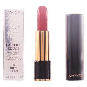 Lancôme L'Absolu Rouge : 176 Soir - Rouge galbant hydratant
