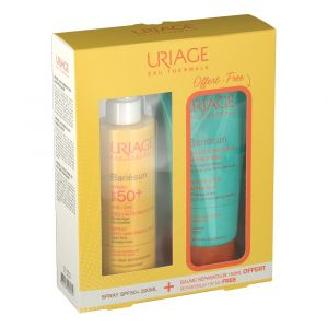 Uriage Bariésun Spray Spf50+ Offert Bariésun crème apaisante après-soleil
