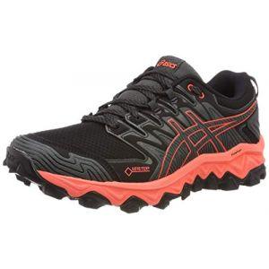Asics Women´s Gel-FujiTrabuco 7 GTX - Chaussures de trail taille 5,5, noir