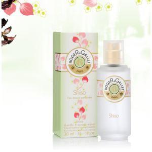 Roger & Gallet Shiso - Eau douce parfumée pour femme
