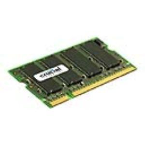 Crucial CT12864X40B - Barrette mémoire 1 Go DDR 400 MHz 200 broches