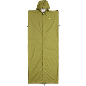 Outdoor research Wilderness Cover - Tarp taille 182 x 164 cm, vert olive