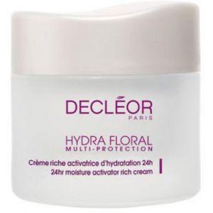 Decléor Hydra Floral Multi-Protection - Crème légère activatrice d´hydratation 24h