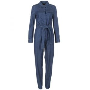 G-Star Raw Combinaisons Raw TACOMA JUMPSUIT bleu - Taille S,M,L,XS