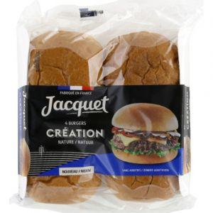 Jacquet Pain spécial pour hamburger