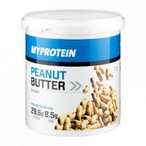 Myprotein Beurre d'arachides, Onctueux, Tub, 1 kg