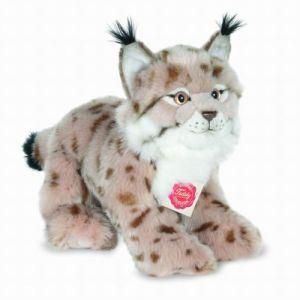 Hermann Teddy Peluche Lynx - 26 cm