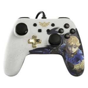 PowerA Manette pour Nintendo Switch iConic - Zelda Link