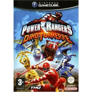 Power Rangers : Dino Tonnerre [Gamecube]