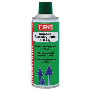 CRC 32639-AA - Spray de montage graphite assembly Paste 500ml