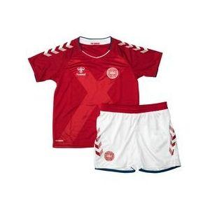 Hummel Danemark Maillot Domicile Coupe du Monde 2018 Mini-Kit Enfant