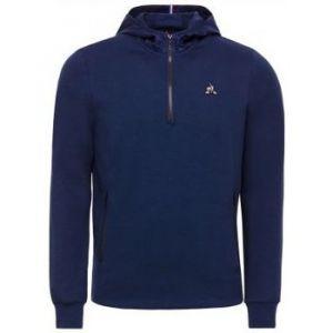 Le Coq Sportif Sweat-shirt Sweat à capuche bleu pour homme bleu - Taille EU XXL,EU S,EU M,EU L,EU XL