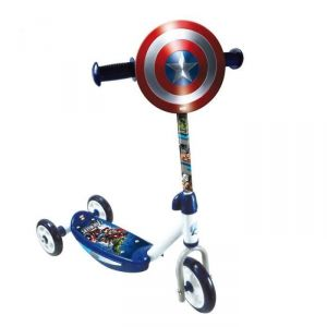 D'arpèje Trottinette 3 roues Avengers