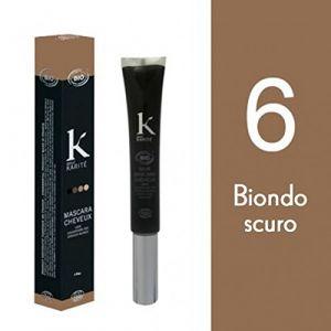 K pour Karité Mascara pour cheveux couleur Blond foncé n°6