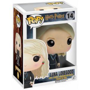 Funko Figurine Pop! Harry Potter : Luna Lovegood