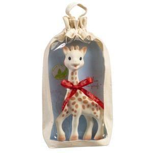 Vulli Hochet Sophie la girafe So'chic