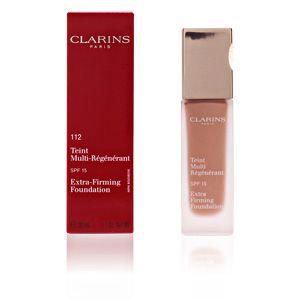 Clarins 112 Amber - Teint multi-régénérant SPF 15