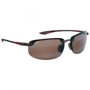 9f650eb2e4177f Maui jim Hookipa Tortoise Polarised R407-10 Designer lunettes de soleil