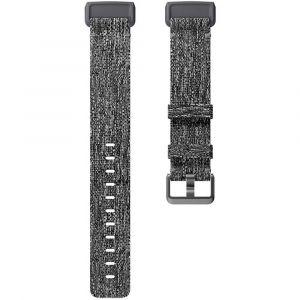 Fitbit Bracelet de rechange FB168WBGYL Taille=L gris foncé