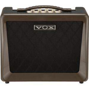 VOX Vx50-ag 50 W Compact amplificateur de guitare acoustique avec Nutube Tube d'aspiration