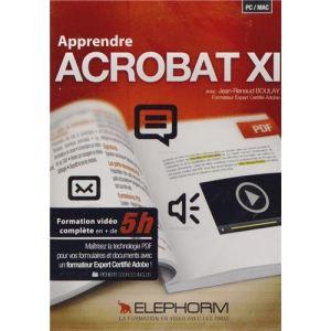 Apprendre Adobe Acrobat XI [Mac OS, Windows]