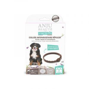 Anju Beauté Paris Collier insectifuge pour grand chien 75 cm