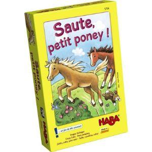 Haba Saute, petit poney !