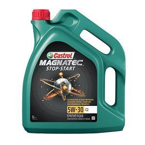 Castrol Huile Moteur Magnatec Stop Start 5w30 C2 - Bidon De 5 L - Neuf