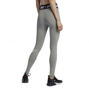 Nike Tight taille haute Sportswear Club pour Femme - Gris - Taille S - Female