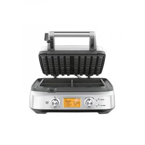 Sage SWM620BSS4EEU1 - Gaufrier / croque-monsieur The Smart Waffle