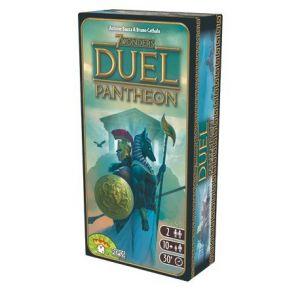 Repos Production 7 Wonders Duel extension Panthéon