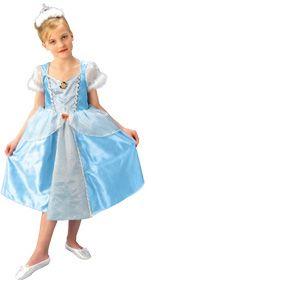 Déguisement Cendrillon fille 5 à 6 ans