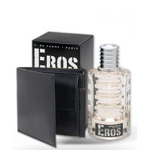 Corine de Farme Eros Fever - Coffret eau de toilette et portefeuille