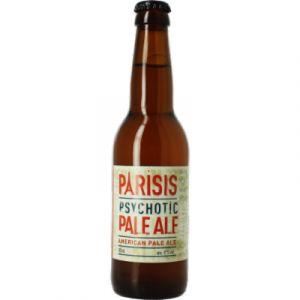 Parisis Bière Pale Ale Psychotic