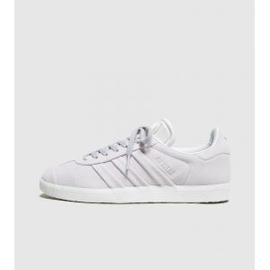 Adidas Gazelle Stitch and Turn W, Gris (Gridos/Ftwbla 000), 38 EU